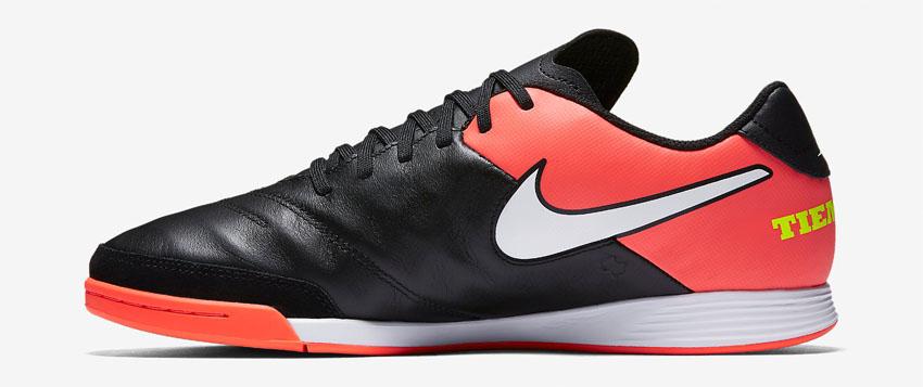 бампы Nike Tiempo Genio II Leather