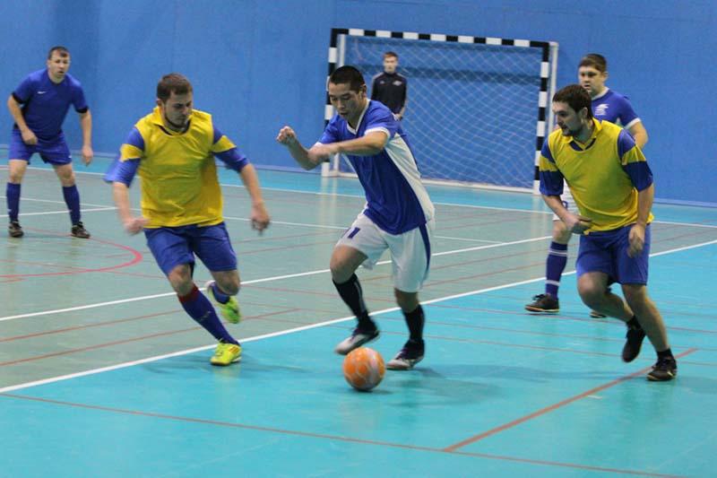 d8e0d8763b71 Любительский мини футбол  как собрать команду