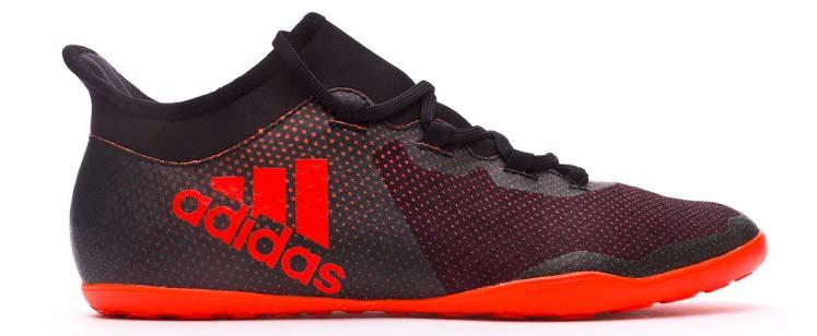 вид сбоку Adidas X Tango 17
