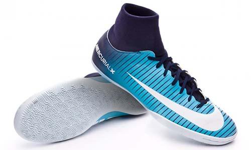 Новые Nike MercurialX Victory VI DF IC из пака Ice Pack