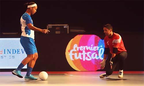 Финты в мини-футболе: подборка лучших трюков