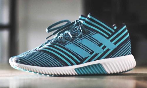Обзор свежих футбольных кроссовок Adidas Nemeziz Tango 17.1 TR