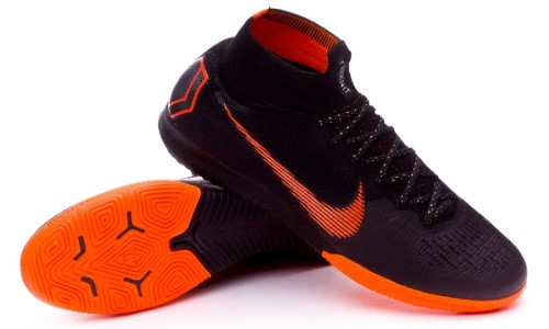 Свежий релиз от Nike — футзалки MercurialX Superfly 360 Elite