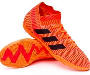 Футзалки Adidas Nemeziz 18.3 из пака Energy Mode