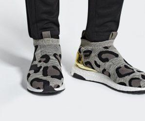 Беговые элементы в футбольных кроссовках Adidas A 16+ Ultraboost