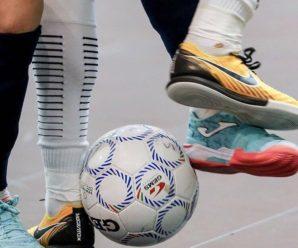 Альтернатива футзалкам — теннисные кроссовки Joma Slam