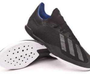Обзор футзалок Adidas X 18.3 IN образца 2019 года