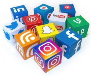 Мы появились в социальных сетях