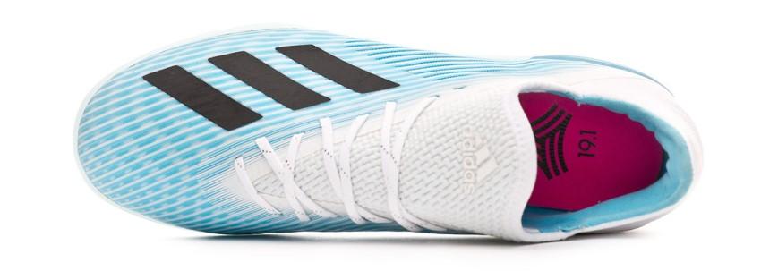 бампы Adidas X19.1
