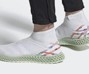 Лимитированные футбольные кроссовки Adidas Predator 20+ ART